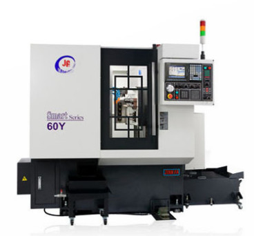 Compact CNC Lathe Machine